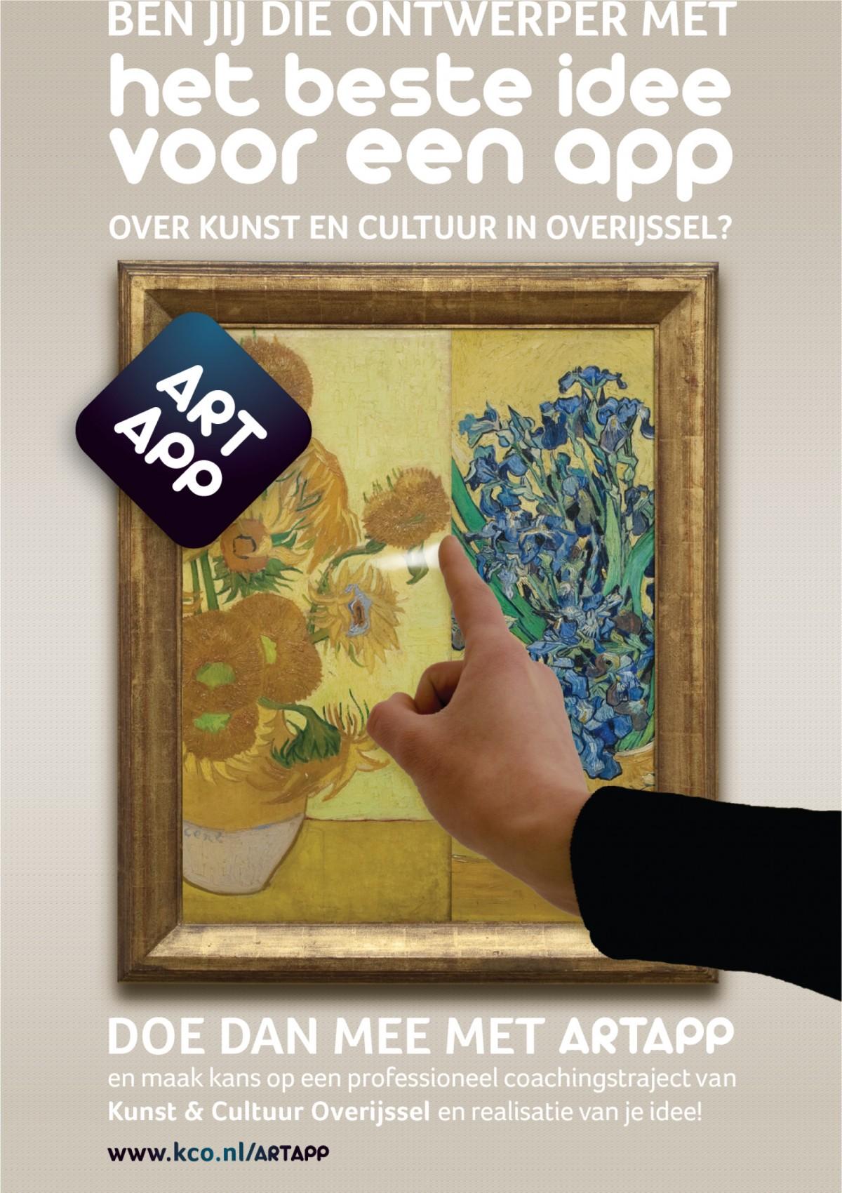 Citaten Over Kunst En Cultuur : Ontwerp een app voor kunst en cultuur in overijssel